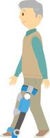 自律歩行アシストロボット 60008000561| 写真素材・ストックフォト・画像・イラスト素材|アマナイメージズ