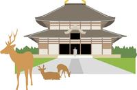 奈良の東大寺 60009000052| 写真素材・ストックフォト・画像・イラスト素材|アマナイメージズ