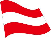 オーストリアの国旗