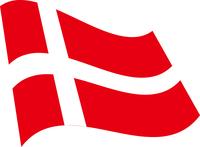 デンマークの国旗