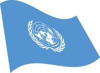 国際連合の旗