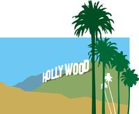 アメリカのハリウッド