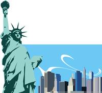 アメリカのマンハッタン 60009000308| 写真素材・ストックフォト・画像・イラスト素材|アマナイメージズ