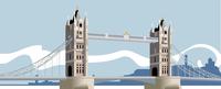 イギリスのロンドン橋