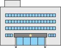 警察署 60009000461| 写真素材・ストックフォト・画像・イラスト素材|アマナイメージズ