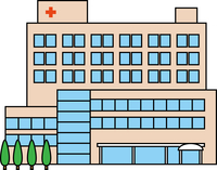 大型の病院