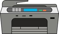 複合機 60009000506| 写真素材・ストックフォト・画像・イラスト素材|アマナイメージズ