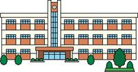 中学校 60009000513| 写真素材・ストックフォト・画像・イラスト素材|アマナイメージズ
