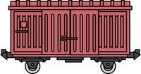 コンテナ貨車