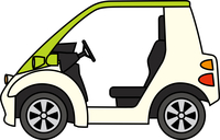 小型EV車