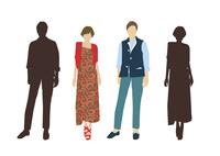 男性と女性