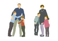 家族 60013000044| 写真素材・ストックフォト・画像・イラスト素材|アマナイメージズ
