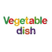 野菜文字_野菜料理 60015000045| 写真素材・ストックフォト・画像・イラスト素材|アマナイメージズ