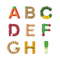 野菜文字_食材野菜 60015000046| 写真素材・ストックフォト・画像・イラスト素材|アマナイメージズ