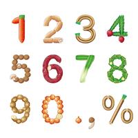 野菜文字_食材野菜 60015000052| 写真素材・ストックフォト・画像・イラスト素材|アマナイメージズ