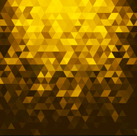 Abstract colorful gold vector background 60016000092| 写真素材・ストックフォト・画像・イラスト素材|アマナイメージズ