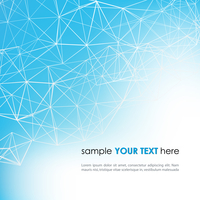 Abstract technology background in blue color. Vector illustration. 60016000156| 写真素材・ストックフォト・画像・イラスト素材|アマナイメージズ