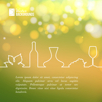 Style line design of vine glass, bottle and grapes. Vector illustration. 60016000521| 写真素材・ストックフォト・画像・イラスト素材|アマナイメージズ
