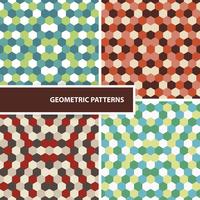 Set of geometric patterns 60016001133| 写真素材・ストックフォト・画像・イラスト素材|アマナイメージズ