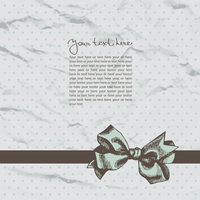 Vintage template background with crushed paper and ribbon  60016001247| 写真素材・ストックフォト・画像・イラスト素材|アマナイメージズ