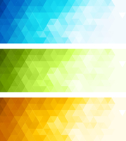 Abstract technology background in color. Vector illustration.