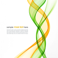 Abstract orange vector template background. EPS 10 60016001604| 写真素材・ストックフォト・画像・イラスト素材|アマナイメージズ