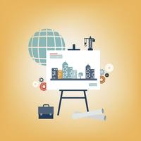 architect drawings  60016002645| 写真素材・ストックフォト・画像・イラスト素材|アマナイメージズ