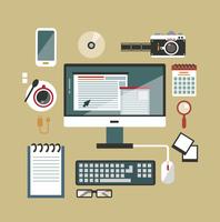 desktop photographer illustration 60016002670| 写真素材・ストックフォト・画像・イラスト素材|アマナイメージズ