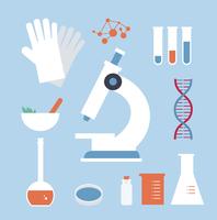 desktop, medical, laboratory, illustration 60016002702| 写真素材・ストックフォト・画像・イラスト素材|アマナイメージズ
