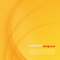 Orange elegant business background.  EPS 10 Vector illustration