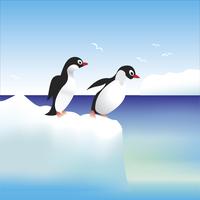 penguins have fun standing on the rocks in Antarctica . penguins  60016004948| 写真素材・ストックフォト・画像・イラスト素材|アマナイメージズ