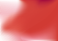 red  abstract techno background   ;                composition of dots and curved lines--great for backgrounds, or layering over