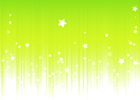 Vector illustration of Green background with light rays and burst of stars 60016007711| 写真素材・ストックフォト・画像・イラスト素材|アマナイメージズ