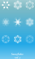 Snowflakes Icon Set 60016007751| 写真素材・ストックフォト・画像・イラスト素材|アマナイメージズ