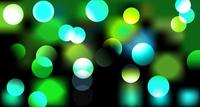 Vector illustration of disco lights dots pattern on black background 60016007877| 写真素材・ストックフォト・画像・イラスト素材|アマナイメージズ
