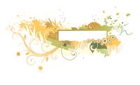 Vector illustration of style Floral Background 60016007886| 写真素材・ストックフォト・画像・イラスト素材|アマナイメージズ
