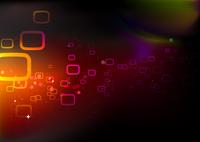 Vector illustration of retro style Abstract background 60016008299| 写真素材・ストックフォト・画像・イラスト素材|アマナイメージズ