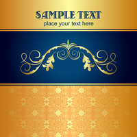 Illustration luxury background for design card - vector 60016008437  写真素材・ストックフォト・画像・イラスト素材 アマナイメージズ