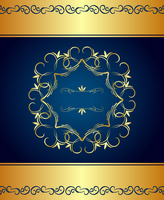 Illustration luxury background for design card - vector 60016008438  写真素材・ストックフォト・画像・イラスト素材 アマナイメージズ