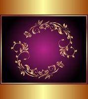 Illustration luxury background for design or packing - vector 60016008440  写真素材・ストックフォト・画像・イラスト素材 アマナイメージズ