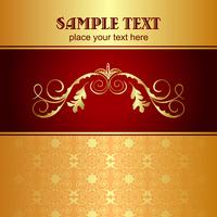 Illustration luxury background for design card - vector 60016008447  写真素材・ストックフォト・画像・イラスト素材 アマナイメージズ