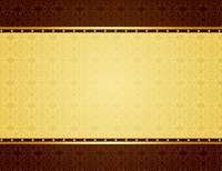 Gold background for design of cards and invitation. Vector 60016008680| 写真素材・ストックフォト・画像・イラスト素材|アマナイメージズ