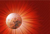 Vector illustration of red shiny abstract party design 60016008948| 写真素材・ストックフォト・画像・イラスト素材|アマナイメージズ