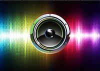 Vector illustration of futuristic abstract glowing party background 60016009125| 写真素材・ストックフォト・画像・イラスト素材|アマナイメージズ