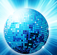Vector illustration of blue shiny abstract party design 60016009206| 写真素材・ストックフォト・画像・イラスト素材|アマナイメージズ