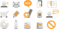 Vector illustration of different Professional icons. You can use it for your website, application, or presentation 60016009233| 写真素材・ストックフォト・画像・イラスト素材|アマナイメージズ