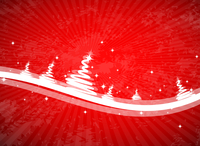 Vector Christmas background 60016009883| 写真素材・ストックフォト・画像・イラスト素材|アマナイメージズ