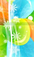 Vector Christmas background 60016010027| 写真素材・ストックフォト・画像・イラスト素材|アマナイメージズ