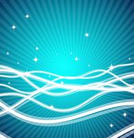 Blue energy lines