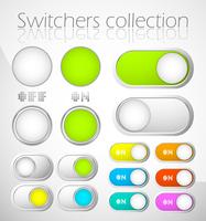 Vector switchers